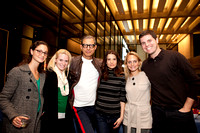 Lincoln Center Young Angels Party with the Cast of DOMESTICATED