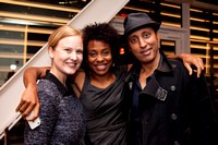 Lincoln Center Young Angels + Board Members - DISGRACED after party at the Claire Tow Theater