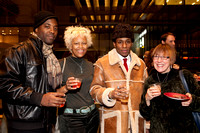 Lincoln Center - A FREE MAN OF COLOR party at the Vivian Beaumont Theater