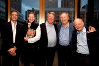 John Lahr Book Party at Lincoln Center Theater